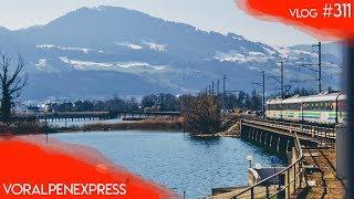 Der Voralpen-express | Tripreport  1. Klasse  | Vlog 311