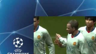 PES (2009) PC HQ gameplay