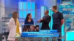 Ultherapy on The Doctor's TV Show Newport Beach | Orange County Plastic Surgeon Dr. Hisham Seify MD