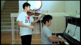 Download lagu Naruto Hinata vs Neji Violin Piano Duet MP3