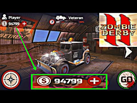 How to Hack Zombie Derby 2 Mod Apk Version 1.0.4 | Zombie Derby 2 - YouTube