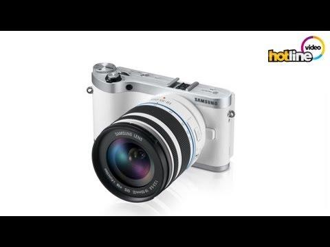 Обзор беззеркальной камеры Samsung NX300