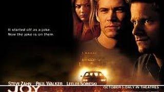 Joy Ride (2001) Movie Review By JWU