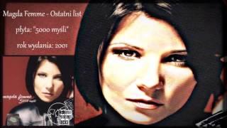 Magda Femme - Ostatni list (5000 MYŚLI)
