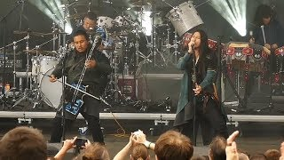 """Download The HU """"The Gereg"""" - Sama'Rock Festival 2019 Mp3 and Videos"""