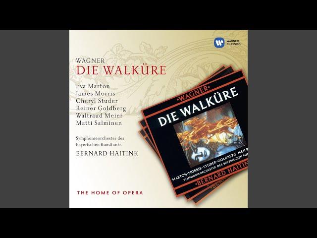 Die Walküre, DRITTER AUFZUG/ACT 3/TROISIEME ACTE, Erste SzeneScene 1/Première Scène:...