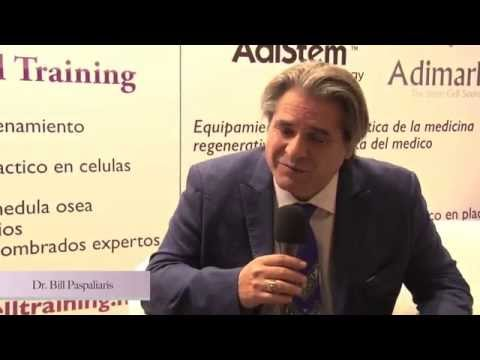 Dr Vasilis Paspaliaris MD PHD interview for Global Stem Cells Grop