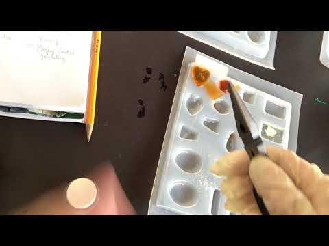 Resin Jewelry Making Practice Run