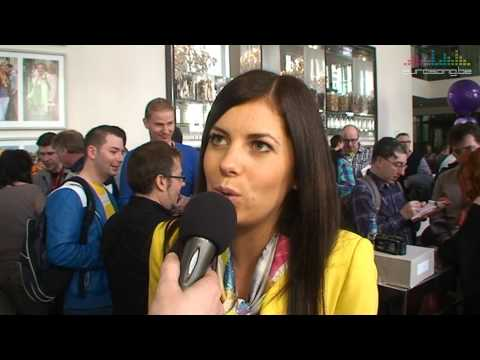 Interview Birgit (Eurovision in Concert - Estonia 2013)
