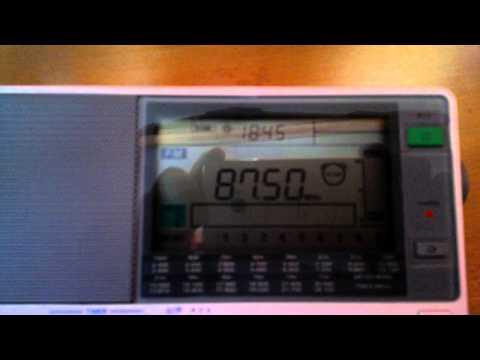 Arguello FM 87.5 Córdoba en Licán Ray