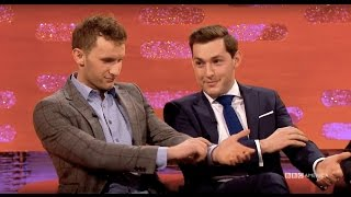 Ireland's Olympic Rowers Have A Tattooed Superfan - The Graham Norton Show