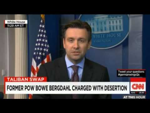 Earnest: President Obama 'Stands By' Decision to Swap Taliban Five for Bowe Bergdahl