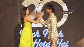 Video Jhanvi Kapoor & Bf Ishaan Khattar's Lovely Kuch Kuch Hota Hai Moment In Front of SRK,Rani,Kajol download MP3, 3GP, MP4, WEBM, AVI, FLV Oktober 2018