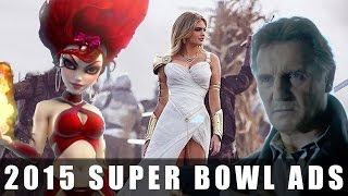 mobile gaming s 2015 super bowl ads game reviews