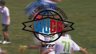 WUCC 2018 - Bad Skid (GER) vs Clapham Ultimate (GBR)