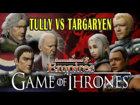 DW8E: Game of Thrones | Episode 11: Tully vs Targaryen