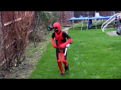 Deadpool Parody for kids