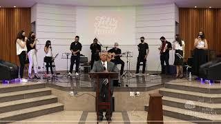 Culto Dominical Noturno (Cantata de Natal) - 20/12/20