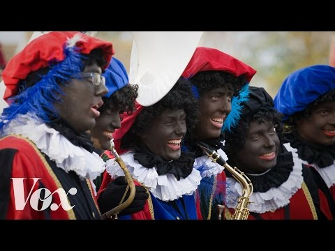 Why blackface is still part of Dutch Christmas