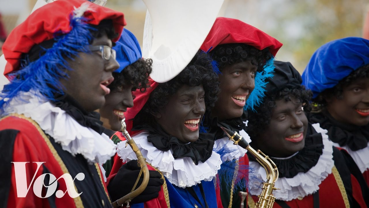 Why blackface is still part of Dutch holidays!