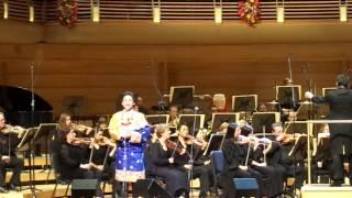 泽旺多吉在华盛顿演唱的《天路》《呀拉索》《敖包相会》Tsewang Dorjie