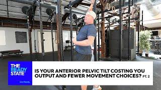 Anterior Pelvic Tilt (Pt 2 of 3)