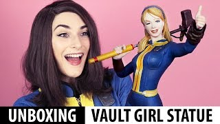 Unboxing | Vault Girl by Chronicle Collectables