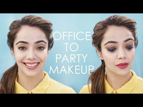 5 Easy Office To Party Makeup Tips And Tricks