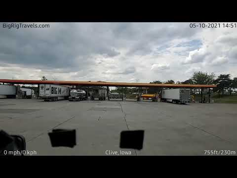 BigRigTravels LIVE WATCH PARTY from Love's trucks top in Clive, Iowa. ( May 10, 2:51 PM )