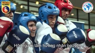 HÀNH KHÚC VOVINAM - 3rd WVVF WORLD VOVINAM CHAMPIONSHIP photo clip