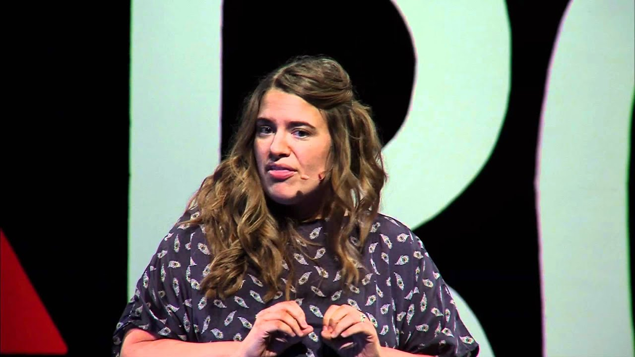b470f7025bb Courageous beauty  Brittany Gibbons at TEDxBGSU - YouTube