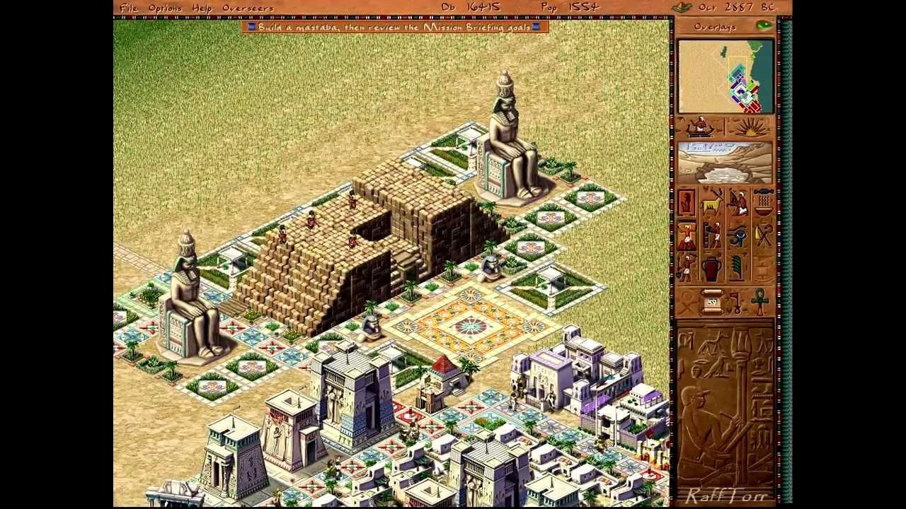 Egypt Building Games