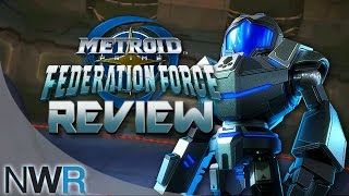 Metroid Prime Federation Force Review (3DS) (Video Game Video Review)