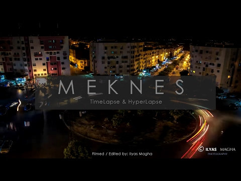 Welcome to Meknes - الحلقة 1 - مكناس - A Short Time Lapse ᴴᴰ Film