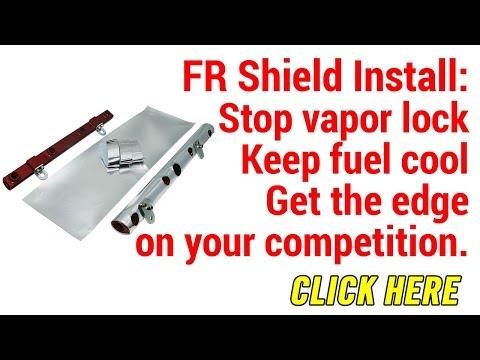 Stop Vapor Lock Keep Your Fuel Rail Cool