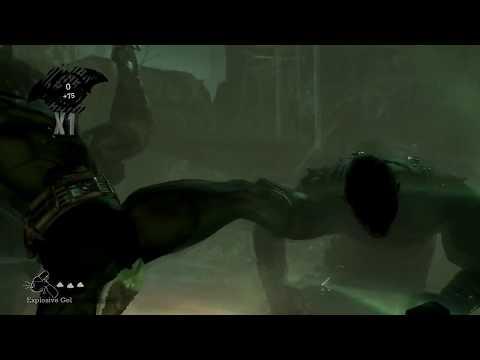 Batman Arkham Asylum Return to the Batcave Gameplay HD
