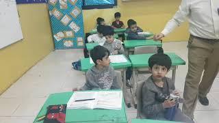 درس  نموذجي  لطلاب صف أول للمعلم مصطفى ربيع عبدالفتاح مدرسة الرواد بريدة