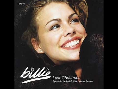 Billie Piper - Last Christmas