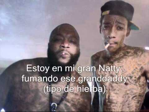Never Been part II - Wiz Khalifa ft. Rick Ross y Amber Rose (subtitulado en Español)