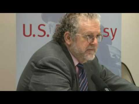 Walter Russell Mead Discusses U.S. Foreign Policy at the U.S. Embassy Berlin