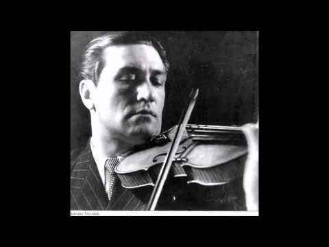 """Mendelssohn """"Violin Concerto"""" Gerhard Taschner"""