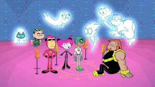 Teen Titans Go! - Scary Figure Dance