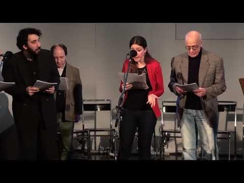 """Radio Teatro en Radio Nacional - Programa """"Las Dos Carátulas"""""""