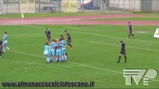 Serie D Girone E Foligno-Lornano Badesse 1-1