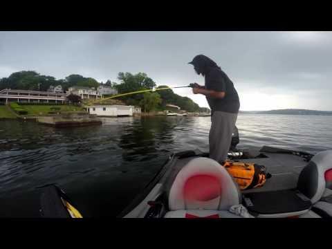 Hopatcong Bass Fishing