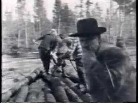 From Stomp To Ship 1930 logging film