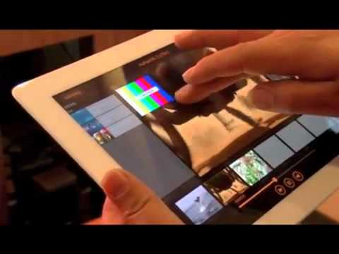IPad controlled Wifi led screen display server for video led screen display