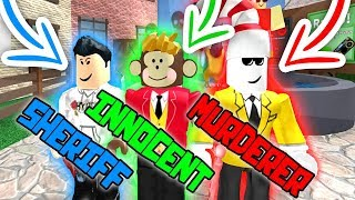 YOUTUBER EDITION ROBLOX MURDER MYSTERY 2!!