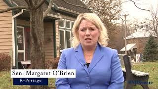 Sen. O'Brien reminds everyone of winter home heating programs