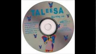 taleesa - burning up ( radio mix )